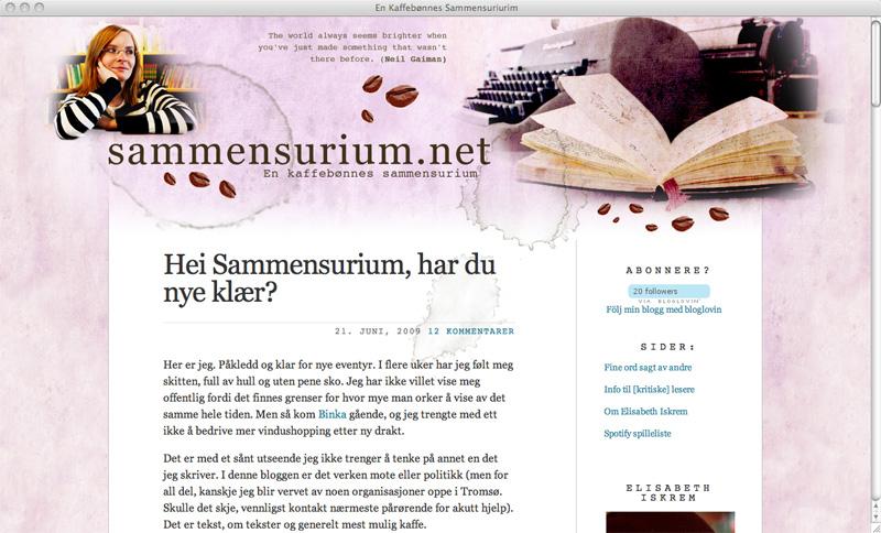 sammensurium.net